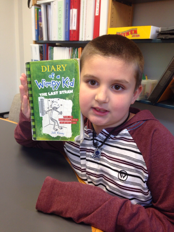 Podcast with Logan Dairy of Wimpy Kid 4